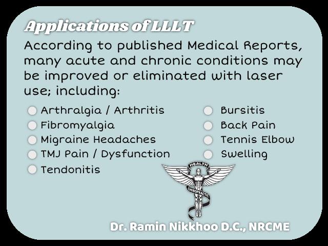 applications of LLLT